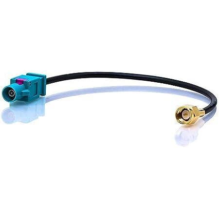 Baseline Connect Antenna Adaptor Cable Fakra M To Sma M Elektronik