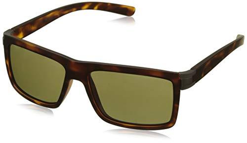 Serengeti Unisex Brera Sonnenbrille, Satin Tortoise, M