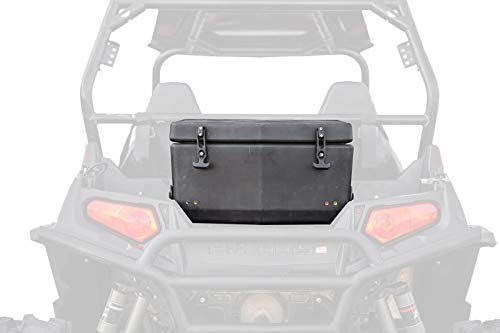 SuperATV Rear Heavy Duty Cargo Storage Box/Cooler for Polaris RZR 800/800 S / 800-4 - Insulated to Keep Drinks Cold