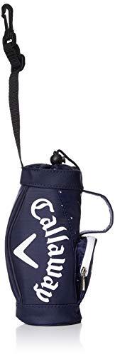 [キャロウェイアパレル] ペットボトルホルダー 保冷 (500mlペットボトル用) / 241-0198503 / ゴルフ 飲み物 120_ネイビー
