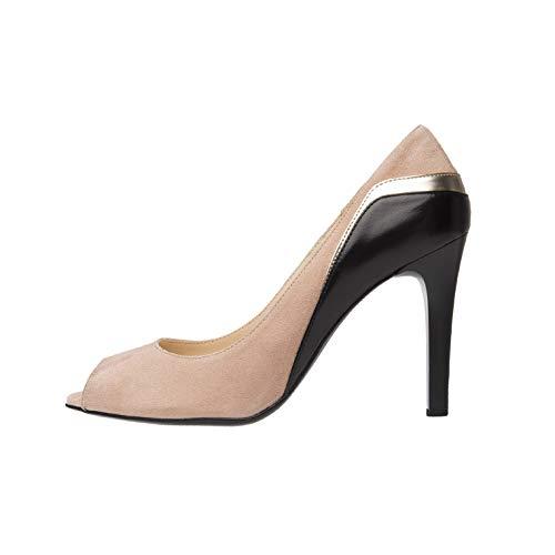 NeroGiardini E011051DE Zapatos De Salón Mujer De...