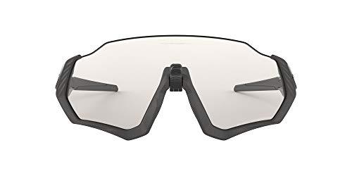 OAKLEY Flight Jacket OO9401 Gafas de sol para Unisex, negro