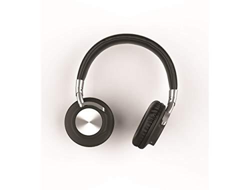 Polaroid Wireless Ultra Comfort Bluetooth Headphone Black