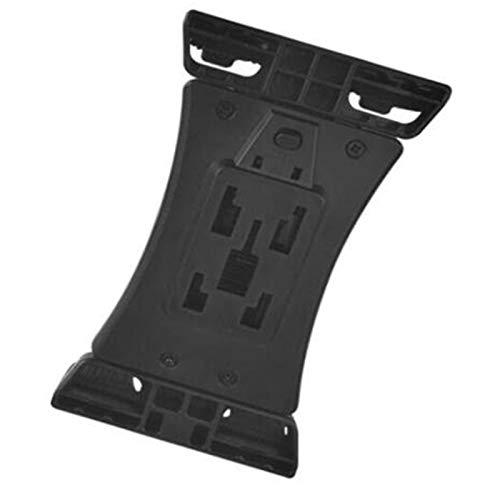 Selcouthlie Soporte para Tablet PC PortáTil Ajustable 360 ° Soporte de Montaje Giratorio Clip-en Abrazadera Plana de Estiramiento Bilateral Universal