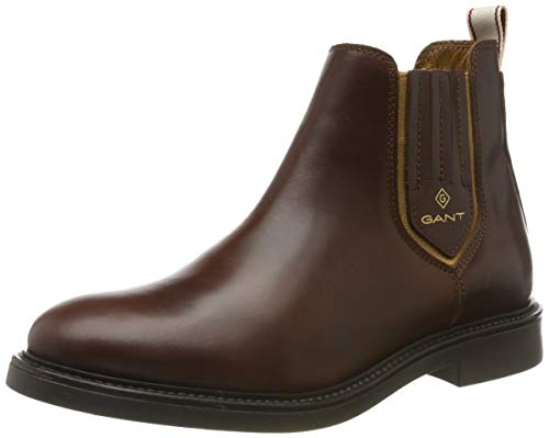 GANT Footwear Damen Ashley Chelsea Boots, Braun (Sienna Brown G408), 42 EU