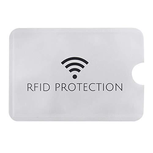 5X RFID Schutzhülle Schutz RFI NFC für Kreditkarten EC Karten RFID Card Blocker