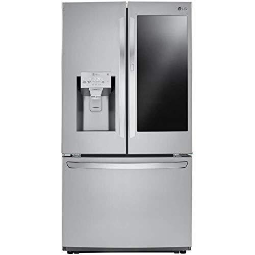 LG LFXC22596S 22 Cu. Ft. Stainless Smart Counter-Depth Refrigerator
