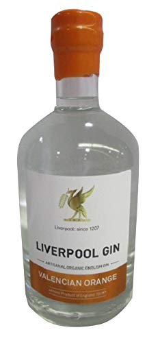 Liverpool Gin Valencia Orange (1 x 0.7 l)