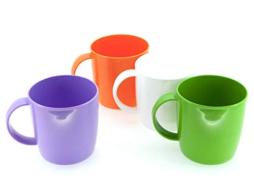 PAMEX – Set mit 4 Tassen KUK