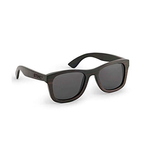 Stihl Sonnenbrille aus Holz
