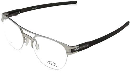 OAKLEY Mens Brillengestelle OX 5134 Eyeglass Cases, Grey, 54