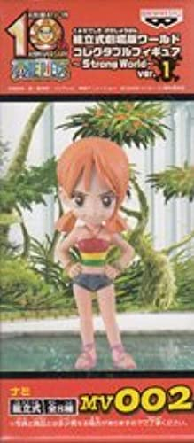 One Piece the Movie World Collectible figures StrongWorld Ver.1 MV002 Nami single item