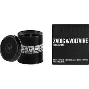 Zadig & Voltaire This is Him homme/man Duftkerze, 1er Pack (1 x 140 g)