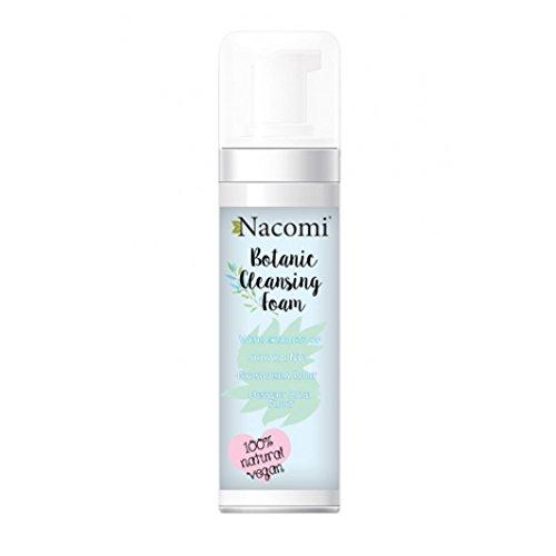 Espuma Limpiador y cosmética Nacomi Natural vegana 150ml