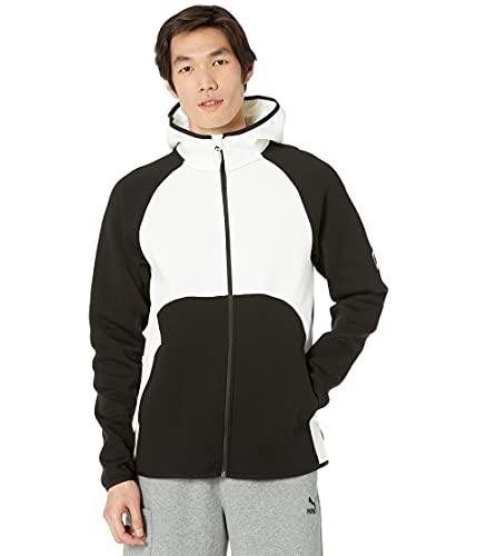 PUMA Jacket Dime - Chaqueta, Black Zapatillas de Deporte, XXXL para Hombre