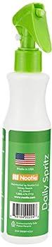 Pet Brands Nooties Spray Quotidien pour Animaux Parfum Noix de Coco/Citron Vert
