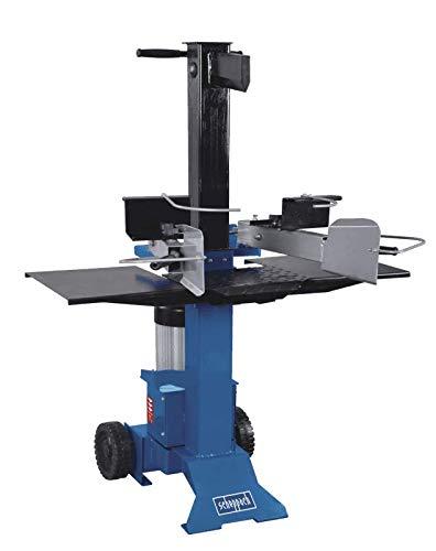 Scheppach Hydraulikspalter HL730 Holzpalter bis zu 495 mm | 7 Tonnen Spaltkraft 7t | 3 KW Brennholzspalter 230V