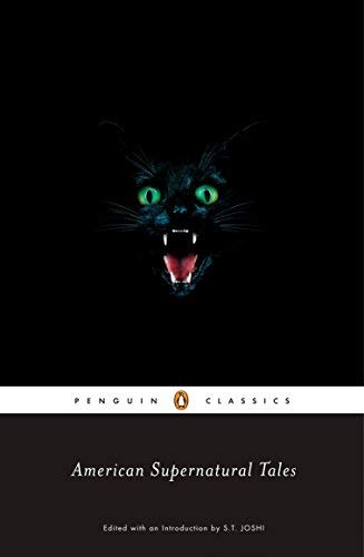 American Supernatural Tales (Penguin Classics) by Unknown(2007-10-02)
