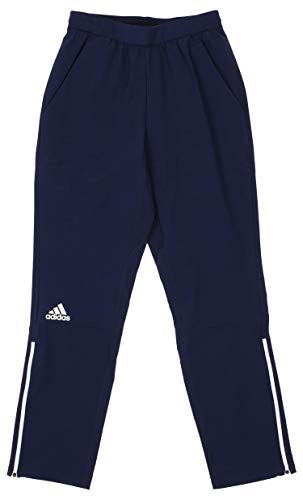 adidas Squad Woven Pant - Hombre Multi-Sport 4XLT Collegiate Navy/Blanco