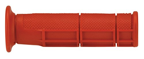DOMINO - 83635 : Puños para ATV/Quad Domino 126mm rojo A09041C4200