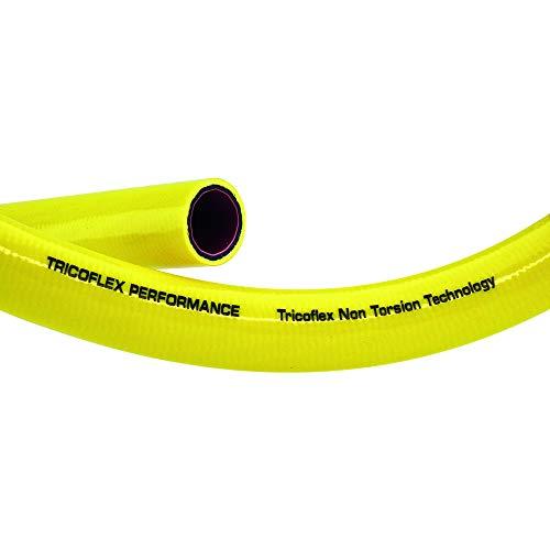Tricoflex Wasserschlauch Performance, 19 mm, 19 mm, 25 m Rolle, gelb
