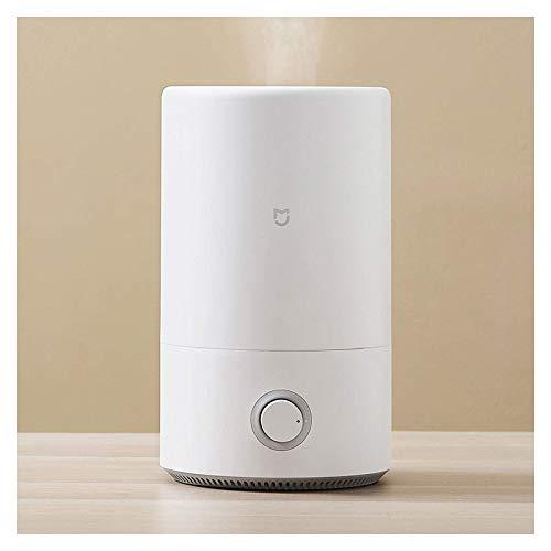 SKSNB Humidificador 4L, humidificador de Niebla Grande para Dormitorio silencioso doméstico, esterilización antibacteriana para Mujeres Embarazadas y bebés de Oficina