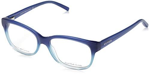Tommy Hilfiger TH 1017 Tommy Hilfiger Brillengestelle TH 1017 Wayfarer Brillengestelle 52, Mehrfarbig