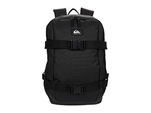 Quiksilver Men's Skate Pack II Backpack, BLACK, 1SZ