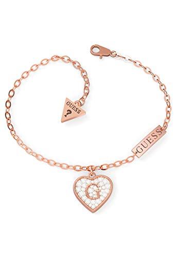 Guess Damen-Armband Edelstahl One Size Roségold 32012907
