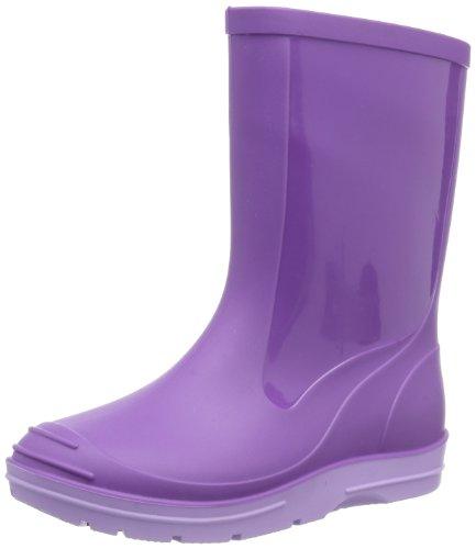 Beck Basic 486, Stivali di gomma Bambina, Viola (Violett (lila 13), 33