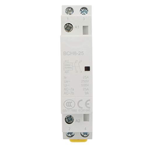 Contactor de CA 25A 220V/230V 50/60HZ 2P 1NO 1NC Contactor de CA...