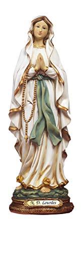 Paben Articoli Religiosi Estatua Virgen de Lourdes cm.42