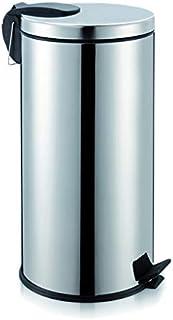 Kenway 900 Stainless Steel Pedal Bin - 40L