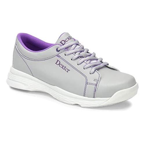 Dexter Raquel V Ice/Violet Ladies Size 5.5