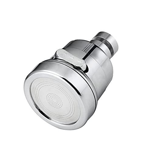 grifo 360 grados baño Aireador Grifo Cocina Ajustable, cocina de cocina accesorios de grifo-Todo bronce