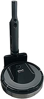 Shark ION Robot Vacuum Cleaner 2-in-1 Handheld Vac with Charging Dock R85 with Wi-Fi Multi-Surface Designed to Tackle Pet Hair RV850 (Renewed)