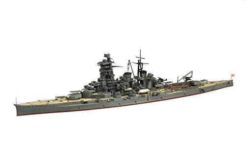 フジミ模型 1/700 特23 日本海軍高速戦艦「金剛」1944年10月