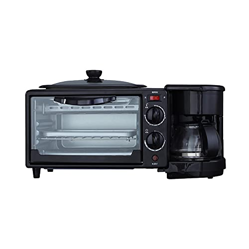 CREACEC Frühstücksmaschine, Mikrowelle...