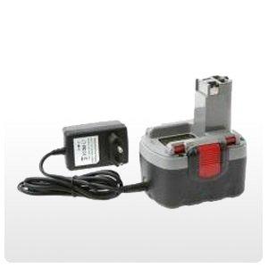 Heib Qualitätsakku - Akku für Bosch Typ 2607335533 O-Pack inkl. Ladegerät - 1400mAh - 14,4V - Li-Ion