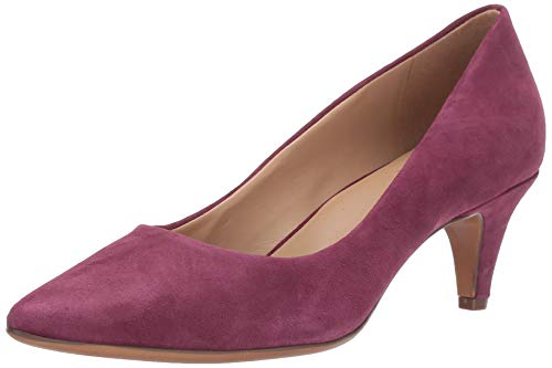 Naturalizer womens Beverly Pump, Boysenberry, 9 US