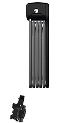 ABUS Fahrradschloss 6055/60 Bordo Lite, black, 60 cm Länge, 78060-8