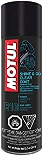 Motul 82-2223 Cleaners Shine And Go - Silicone Clean (13 Oz)
