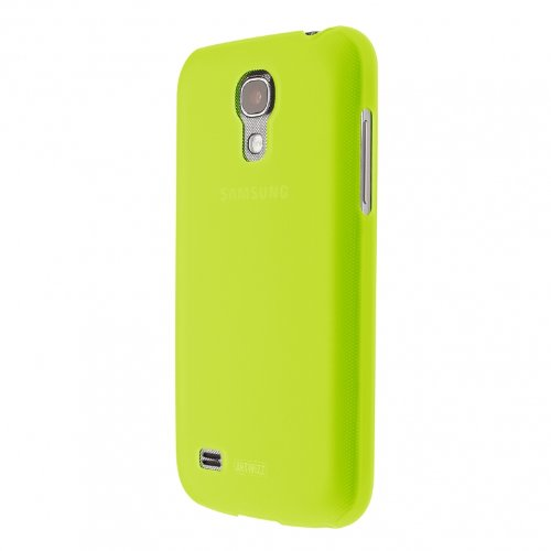 Artwizz AZ1109NY Rubber Clip Light für Samsung Galaxy S4 Mini (Neon-Grün)
