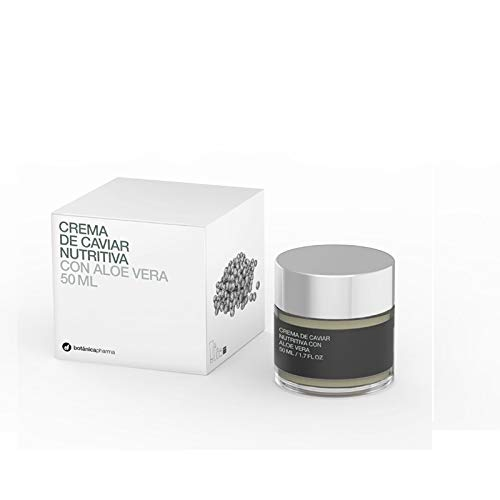 Crema caviar y aloe vera botanicapharma 50ml