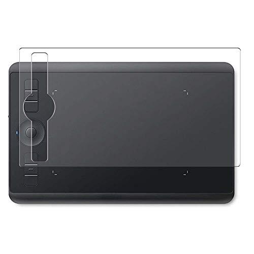 Vaxson Protector de Pantalla de Privacidad, compatible con Wacom Pen Tablet Intuos Pro S PTH-460,K1D [no vidrio templado] TPU Película Protectora Anti Espía