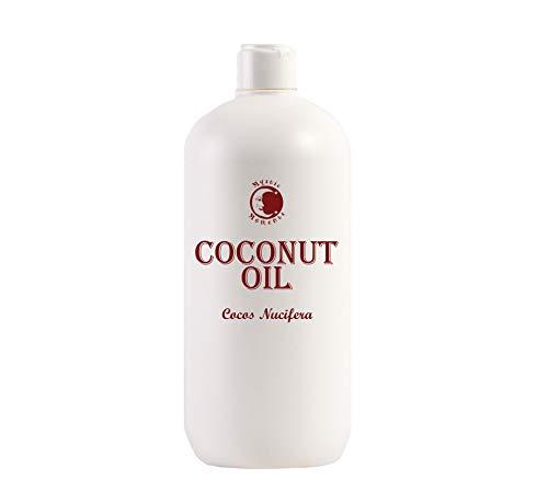 Mystic Moments Huile de noix de coco pure - 1L - 100% pure