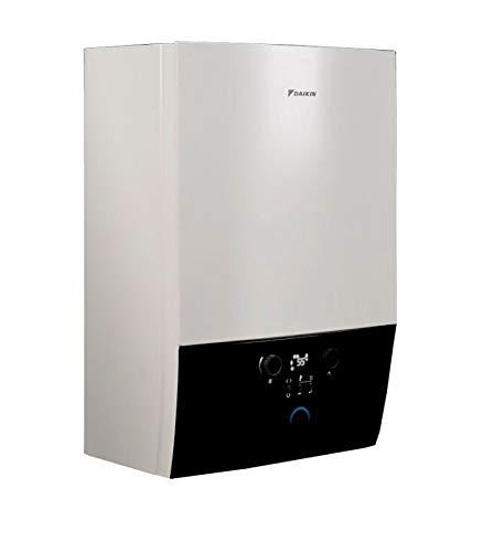 Daikin - Caldaia a condensazione, Daikin per acqua calda e riscaldamento - 24 kW, Con kit coassiale, A magazzino