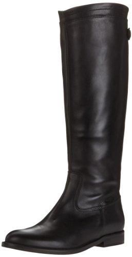 JONAK Damen 2132 Stiefel & Stiefeletten, Schwarz - schwarz, 36 EU