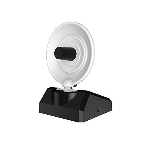 COMFAST Antena WiFi para PC, adaptador de red inalámbrico para ordenador de sobremesa/PC, tarjeta de red inalámbrica de 150 Mbps, antena WiFi de alta ganancia, mini adaptador WiFi portátil