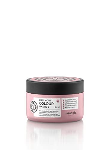 Maria Nila - Luminous Colour Masque 250 ml   Maschera intensiva per capelli colorati